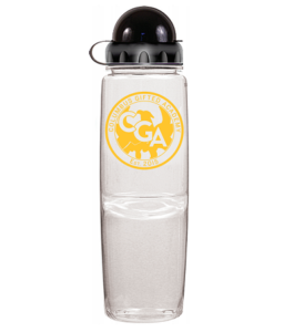 CGA Water Bottle